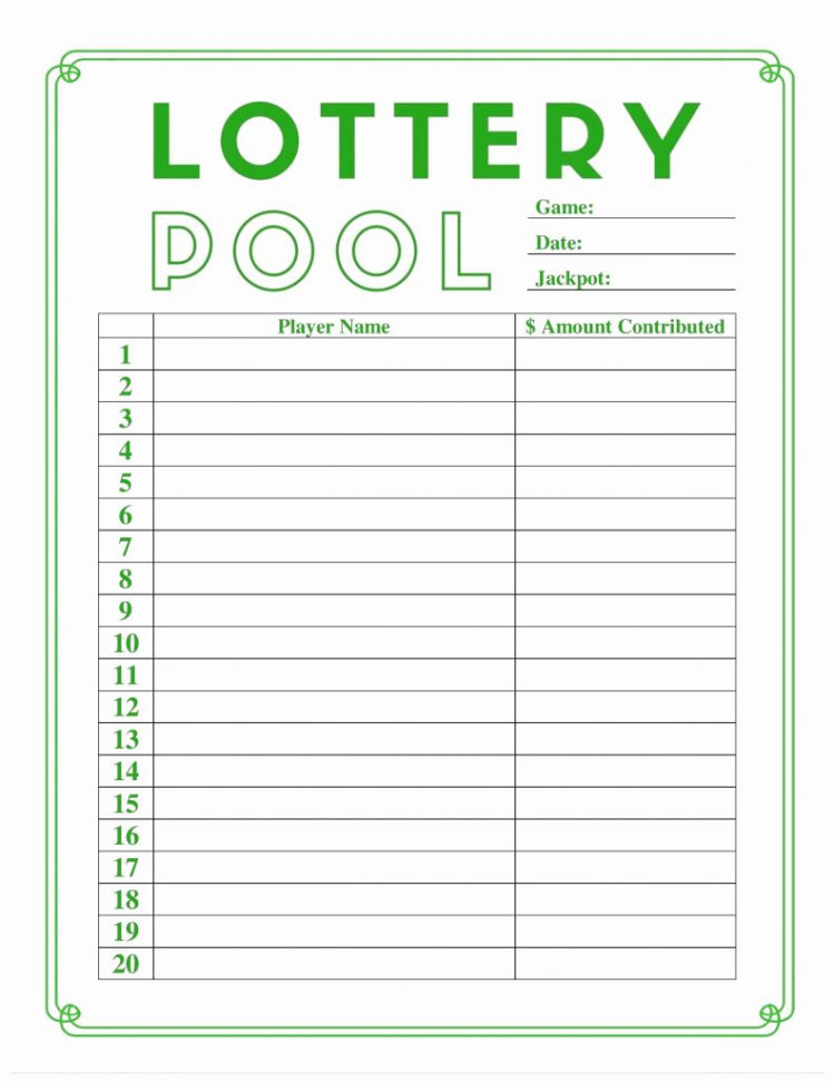 Lottery Pool Spreadsheet Within Weekly Football Pool Spreadsheet Week 7 Sheets 3 Sheet 5 Lottery