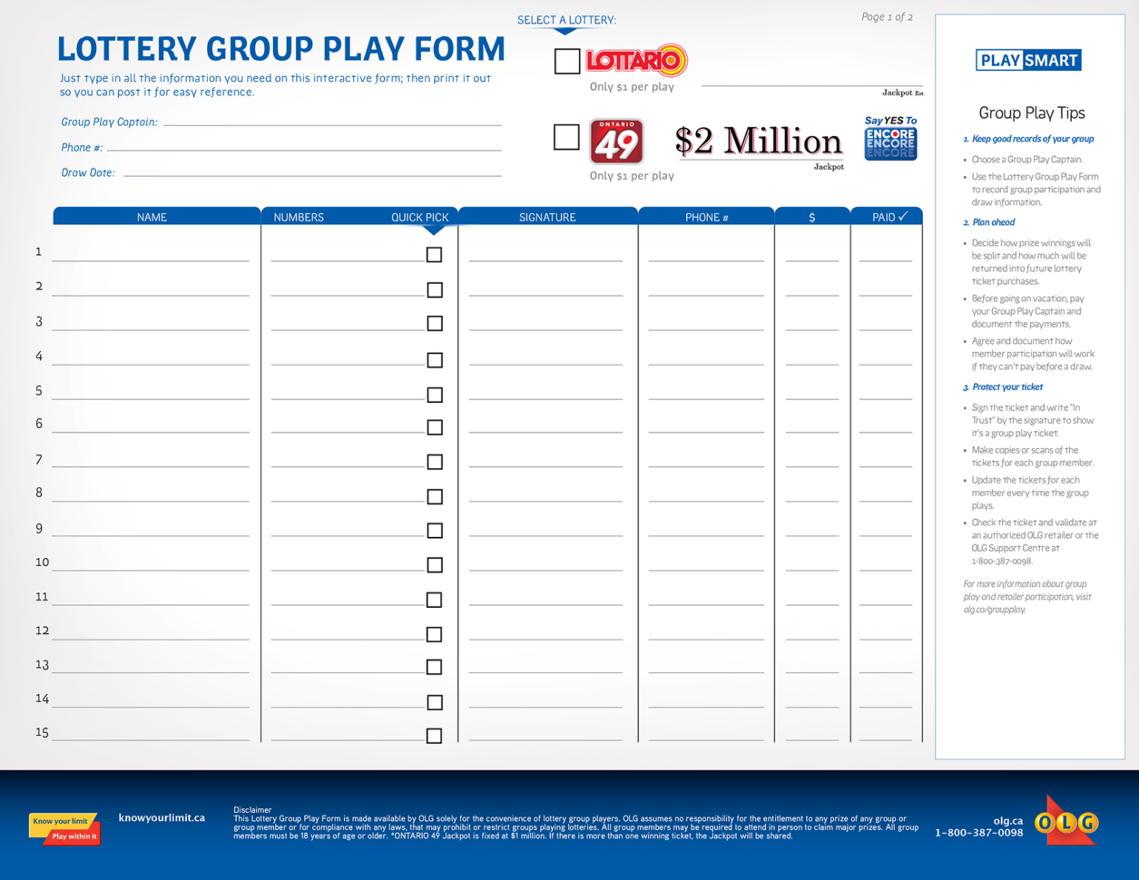 Lottery Syndicate Spreadsheet Download In National Lottery Syndicate Spreadsheet Tvättställsblandare Billiga