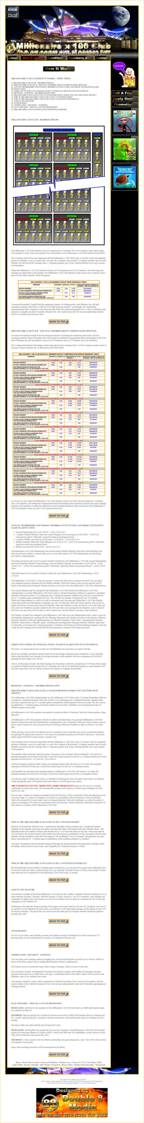 Lotto Excel Spreadsheet Download Within Double 8 Media  Web Design, Graphic Design, Mobile App Development