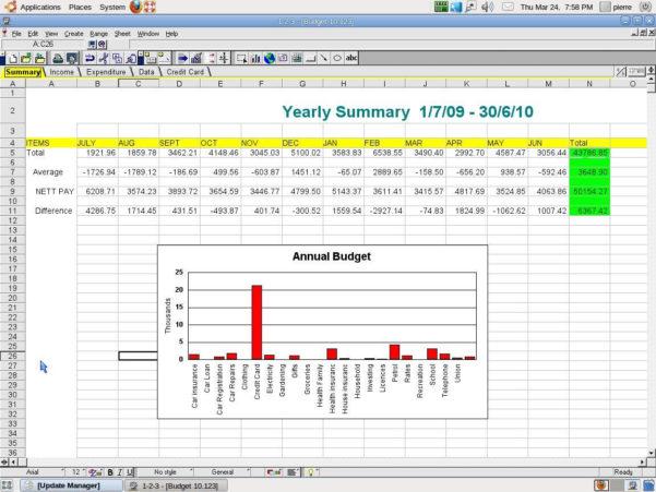Lotus Spreadsheet Throughout Lotus Spreadsheet Free Download And Ibm Lotus Symphony 3.0.1