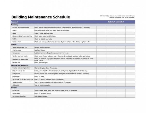 Maintenance Spreadsheet Template Pertaining To Auto Maintenance Tracking Spreadsheet And Auto Maintenance