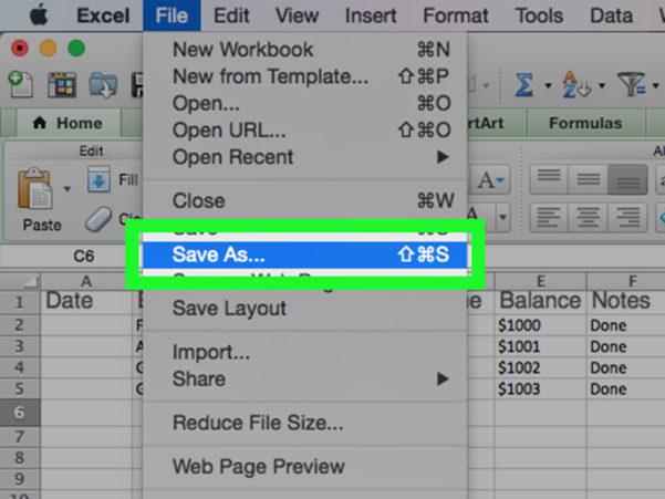 Making A Spreadsheet For Bills In How To Make A Personal Budget On Excel With Pictures  Wikihow