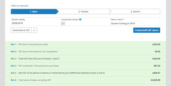 Making Tax Digital Vat Spreadsheet In Mtd Compatible Vat Returns In 3 Simple Steps  Clear Books™