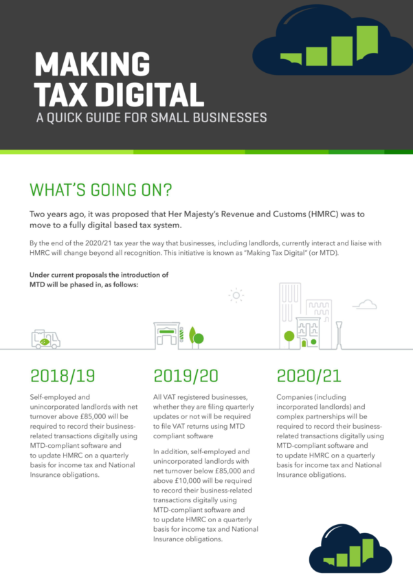 Making Tax Digital Vat Spreadsheet Throughout Making Tax Digital: Start Preparing Now! – Cloud Accounting Ni