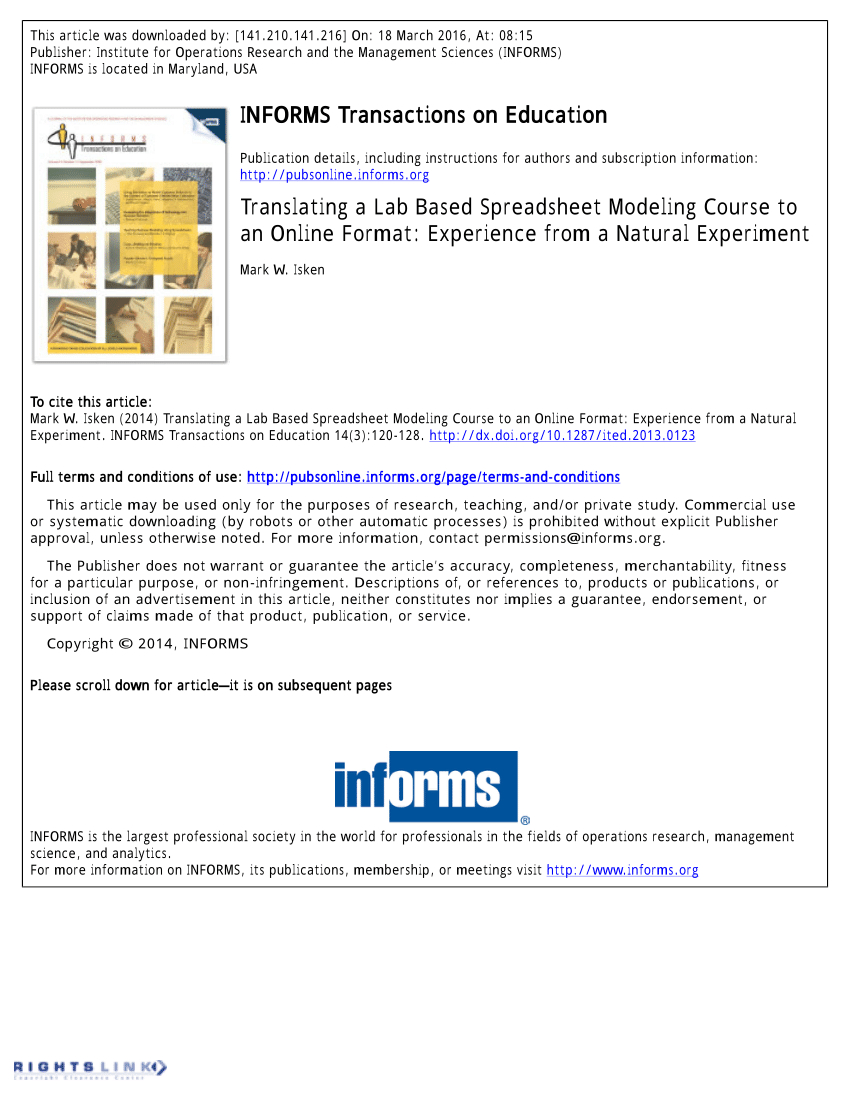 Management Science The Art Of Modeling With Spreadsheets Pdf Regarding Pdf Teaching Business Modeling Using Spreadsheets