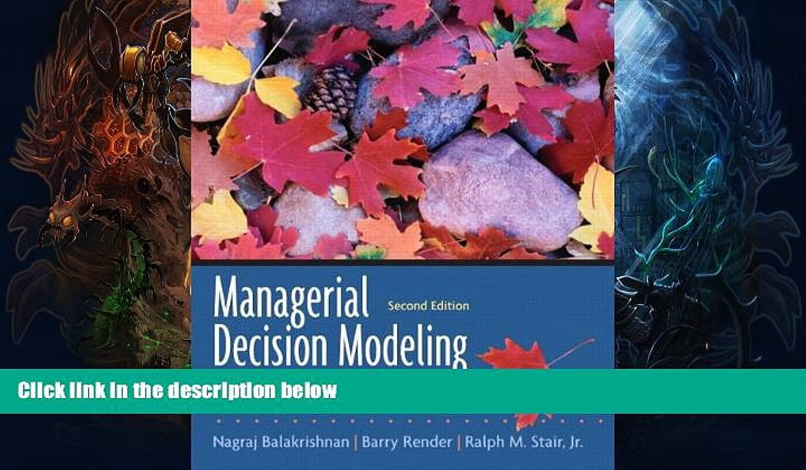 Managerial Decision Modeling With Spreadsheets 2Nd Edition Within Read Online Managerial Decision Modeling With Spreadsheets 2Nd