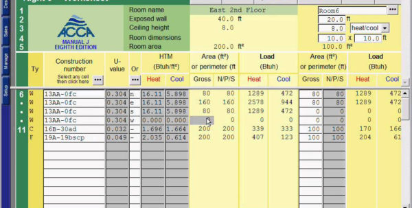 Manual J Calculation Spreadsheet Throughout Maxresdefault Example Of Manual J Calculation Spreadsheet How To