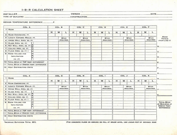 Manual J Load Calculation Spreadsheet For Example Of Hvac Load Calculationeadsheet Manual J For Beautiful
