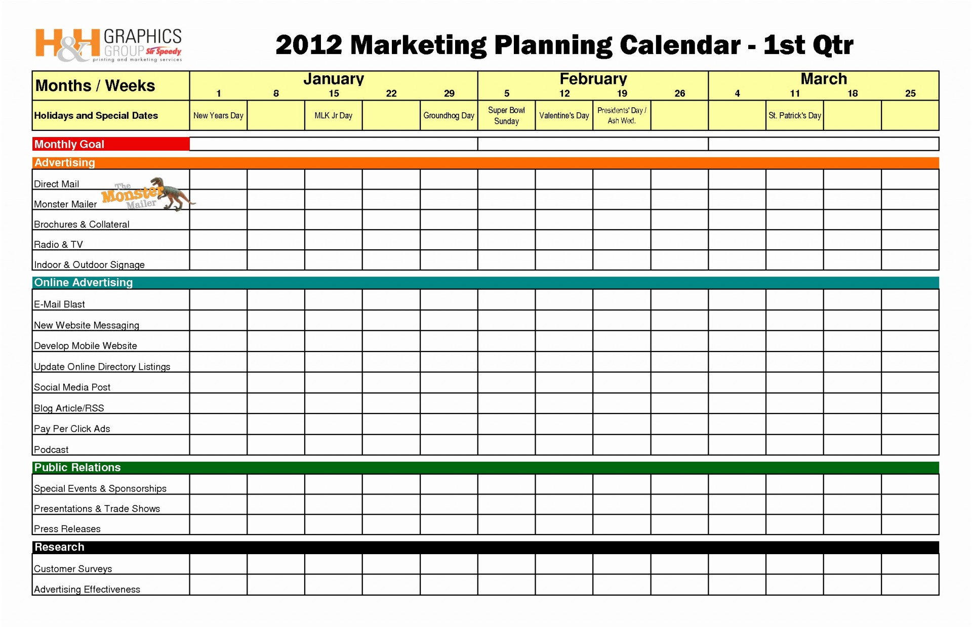 Marketing Spreadsheet Intended For 012 Calendar Template Google Docs Marketing Spreadsheet Luxury Excel