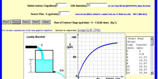 Mass Balance Spreadsheet Template Pertaining To Mass Balance Model