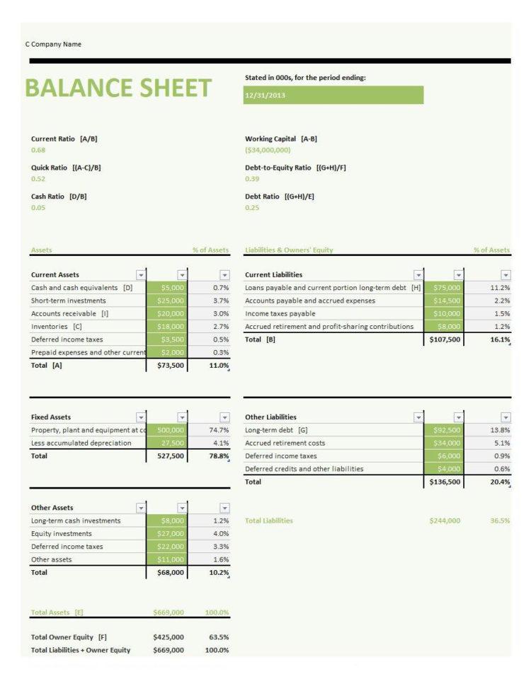 Mass Balance Spreadsheet Template With Free Personal Balance Sheet Template Download Excel Sample