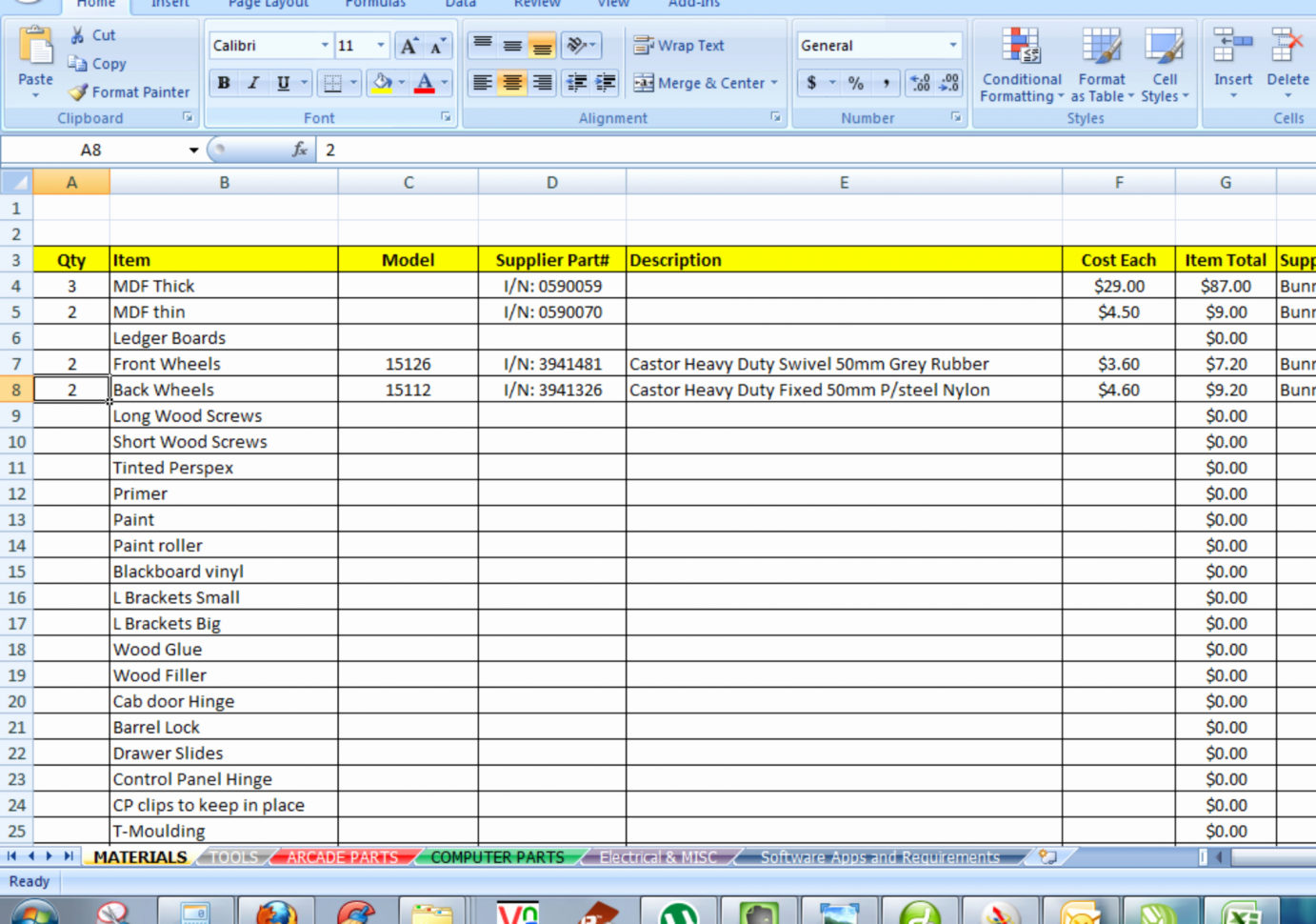 Material List For Building A House Spreadsheet Intended For Material List For Building House Spreadsheet As Google Spreadsheets
