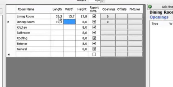 Material Takeoff Spreadsheet Throughout 5 Free Construction Estimating  Takeoff Products Perfect For Smbs