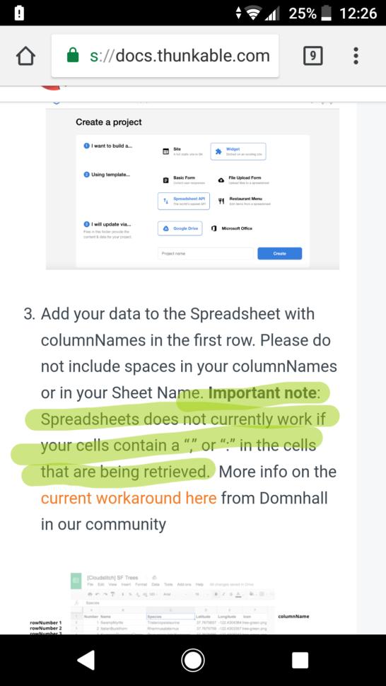 Math Spreadsheet Inside App Crash Having Math Quiz Data In Spreadsheet