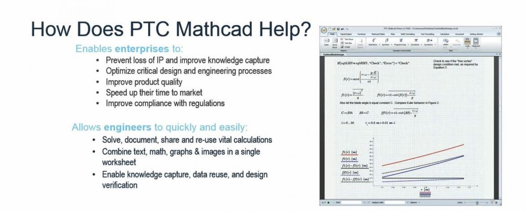 Mathcad Spreadsheet In Ptc Mathcad Category For Resource Center
