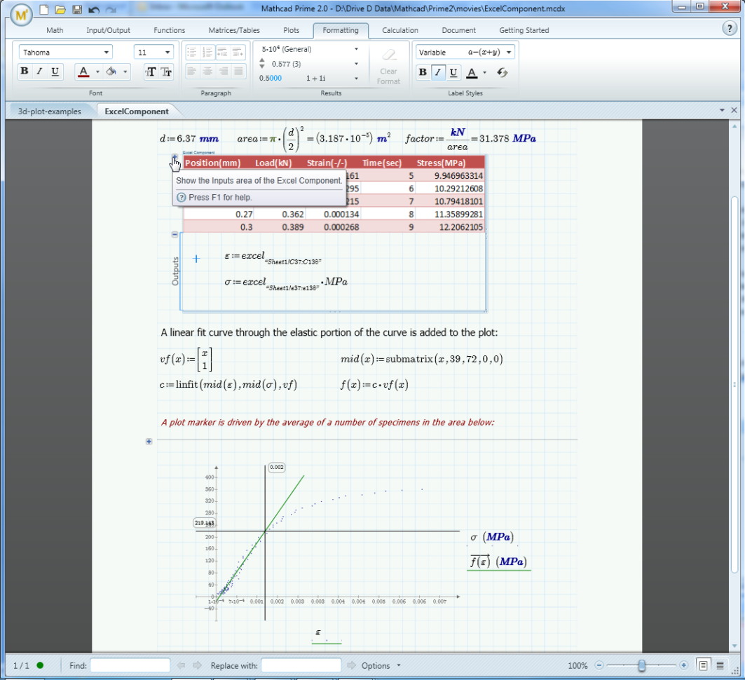 Mathcad Spreadsheet In Where To Buy Ptc Mathcad