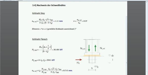 Mathcad Spreadsheet Regarding Ptc Mathcad  Software For Technical Calculations  Klietsch Gmbh