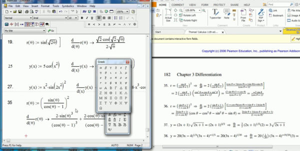 Mathcad Spreadsheet Throughout Collection Of Mathcad Sheets For Civil Engineers  Civil Engineering