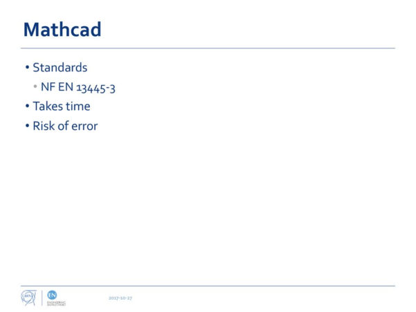 Mathcad Spreadsheet With Regard To No Pressure! An Internship In The Engineering Department  Ppt Download
