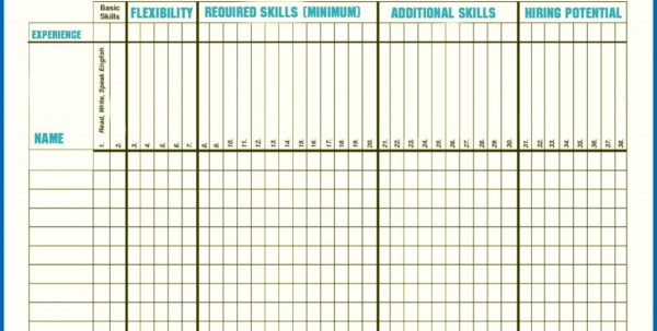 Matrix Spreadsheet With Regard To Matrix Spreadsheet  Aljererlotgd