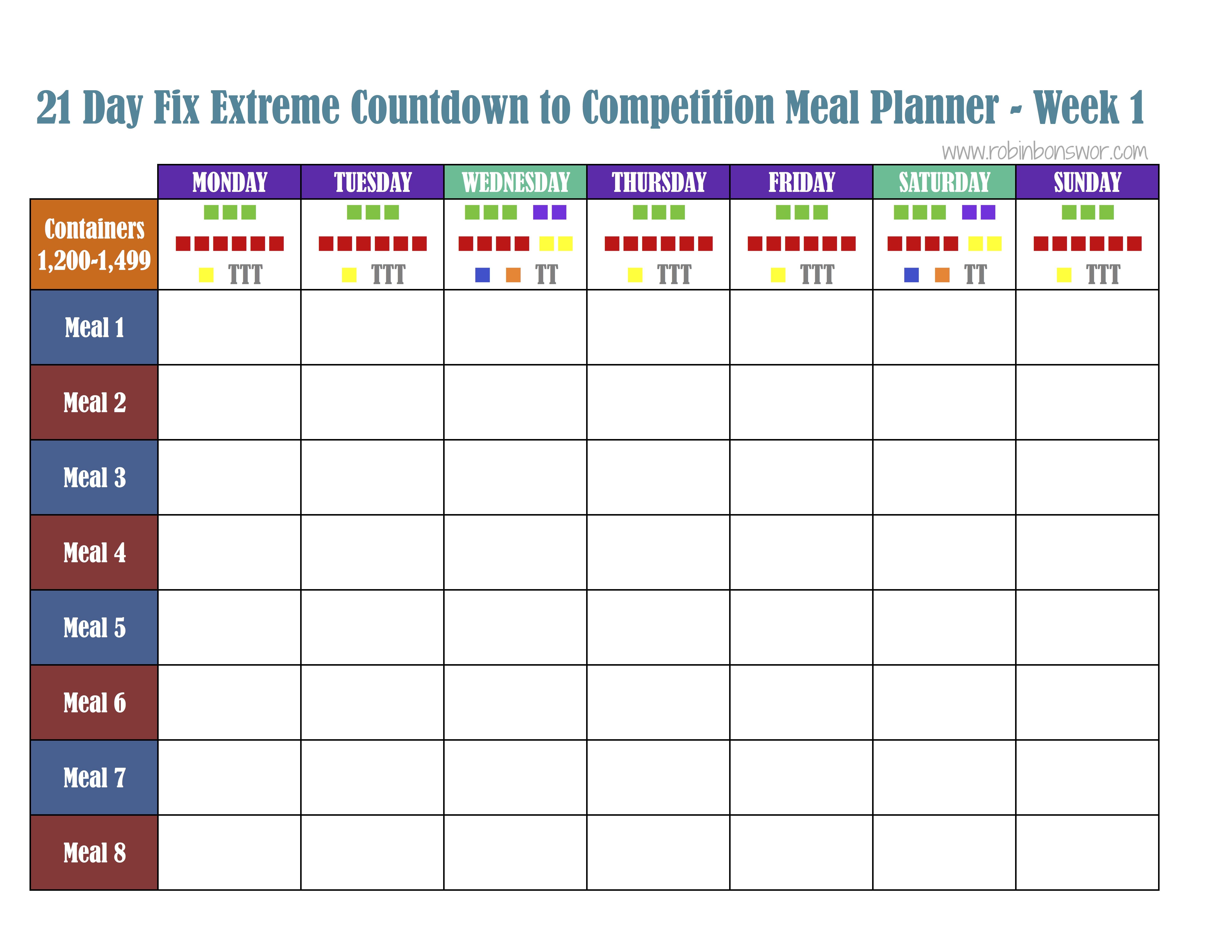 Meal Plan Spreadsheet Pertaining To Meal Plan Spreadsheet Inspirational Meal Planning Template 21 Day