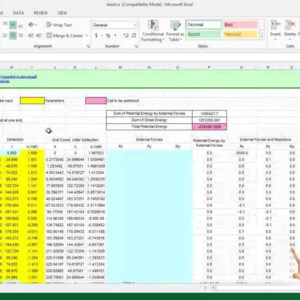 Mechanical Engineering Excel Spreadsheets Intended For Mechanical Engineering Design Spreadsheet Toolkitcontains More