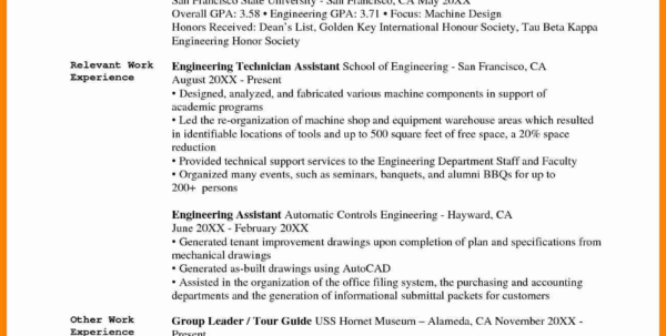 Mechanical Engineering Spreadsheets Free Download Intended For Sample Pdf Resume Objective For Mechanical Engineer  Vcuregistry Mechanical Engineering Spreadsheets Free Download Payment Spreadsheet