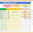 Medical Expense Tracker Spreadsheet In 6  Bill Tracker Spreadsheet  Credit Spreadsheet
