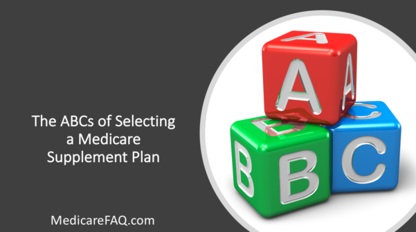 Medicare Comparison Spreadsheet Pertaining To The Abcs Of Selecting A Medicare Supplement Plan  Medicarefaq