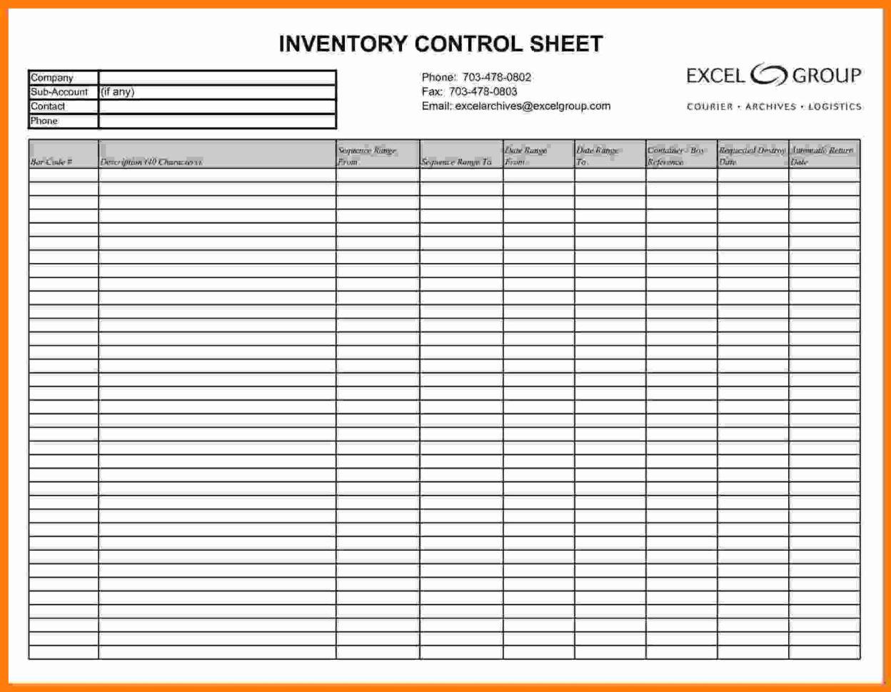 Merchandise Inventory Spreadsheet Intended For 6  Inventory Spreadsheet Examples  Balance Spreadsheet