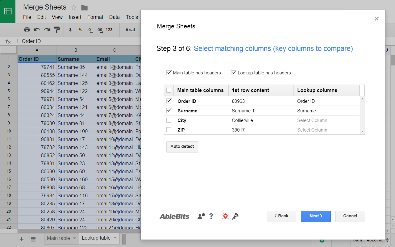 Merge Excel Spreadsheets Throughout Merge Data From Two Sheets In 5 Steps