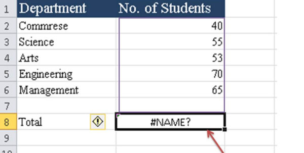 Microsoft Excel Spreadsheet Formulas List Regarding Top 10 Basic Excel Formulas Useful For Any Professionals
