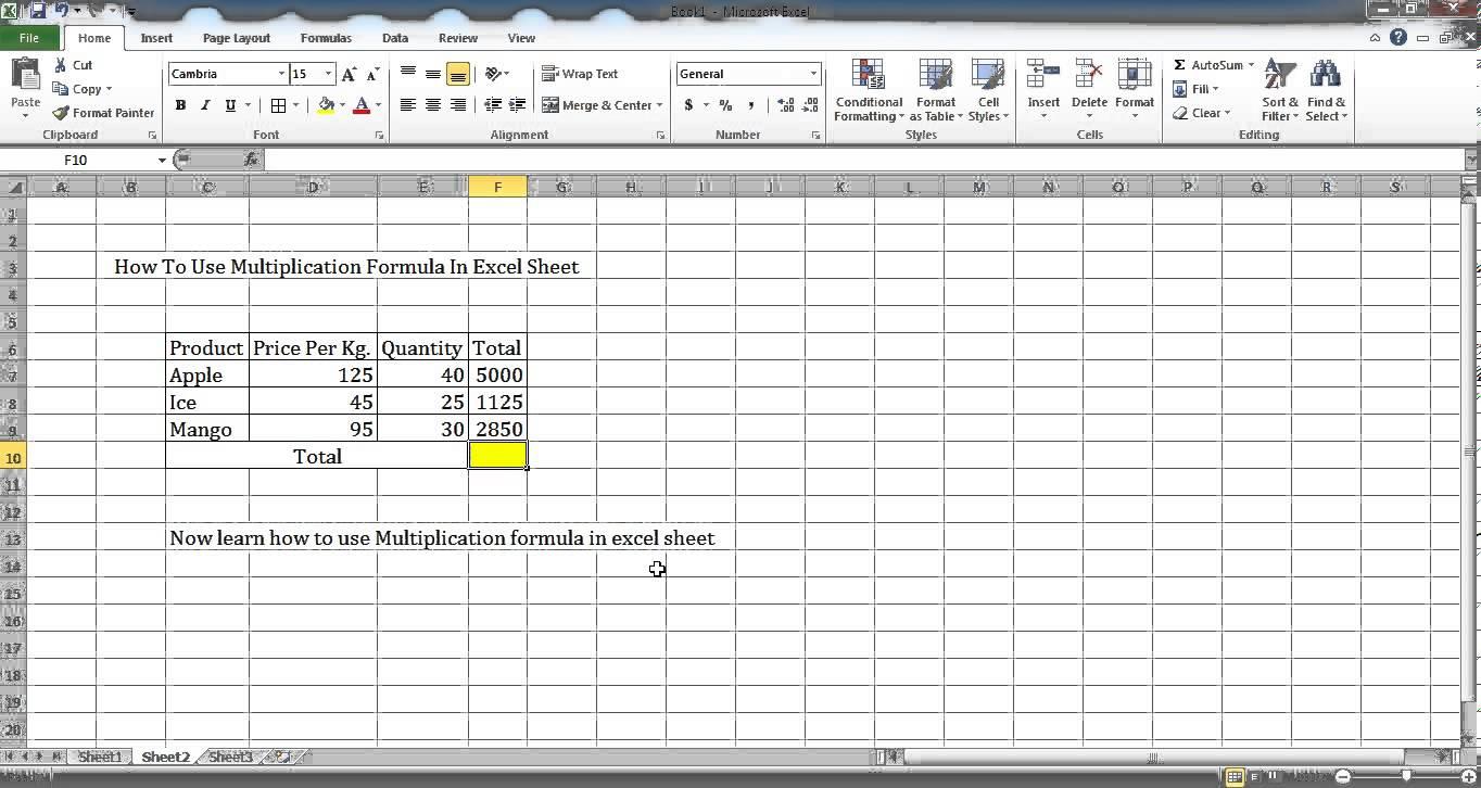 Microsoft Excel Spreadsheet Formulas List Within Microsoft Excel Formula List Pdf  Homebiz4U2Profit