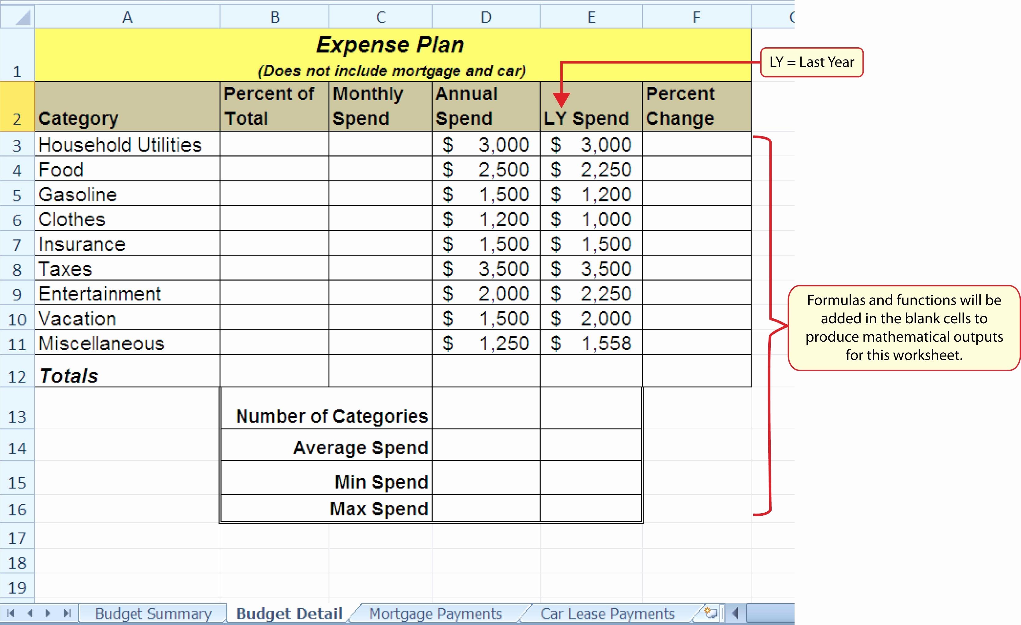 Microsoft Excel Spreadsheet Instructions Inside Microsoft Excel Spreadsheet Instructions Unique Microsoft Excel
