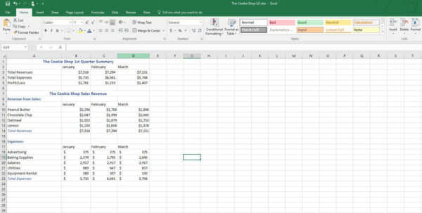 Microsoft Excel Spreadsheet Pertaining To What Is Microsoft Excel And What Does It Do?