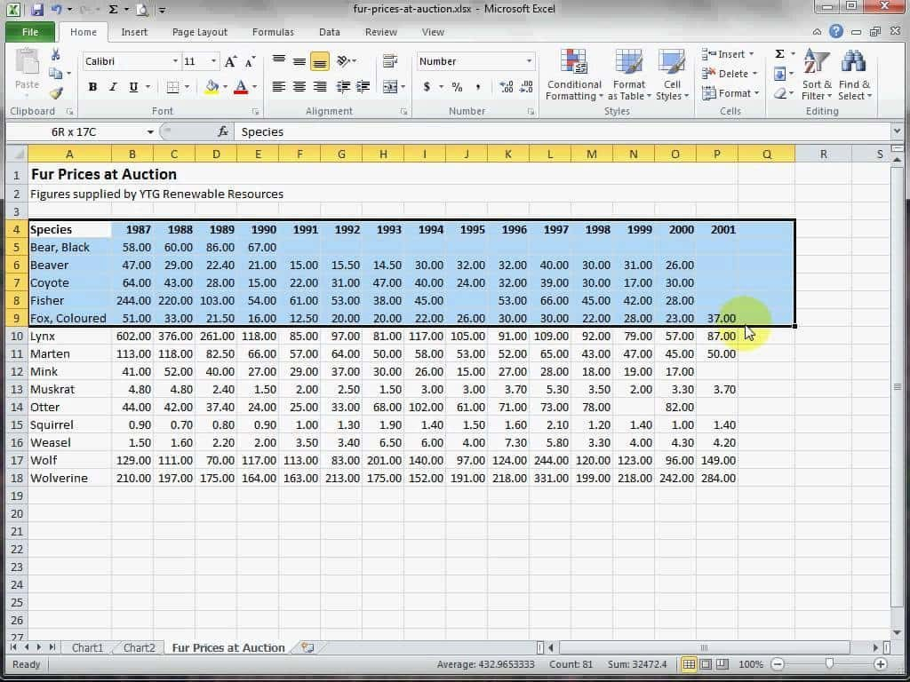 Microsoft Excel Spreadsheet Tutorial Within Microsoft Excel Spreadsheets Tutorial And On How To Use Spreadsheet
