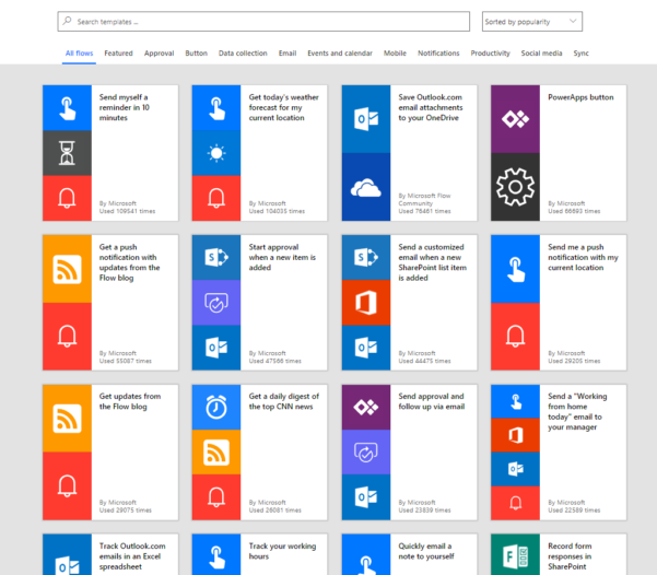 Microsoft Flow Spreadsheet For Why Do You Use Microsoft Flow And Powerapps? – Sharepains