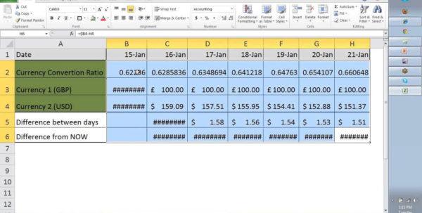 Microsoft Spreadsheet Tutorial In Microsoft Spreadsheet Tutorial 2018 Wedding Budget Spreadsheet