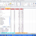 Microsoft Works Spreadsheet Formulas List Regarding Excel Blog  Calculations On A Filtered List