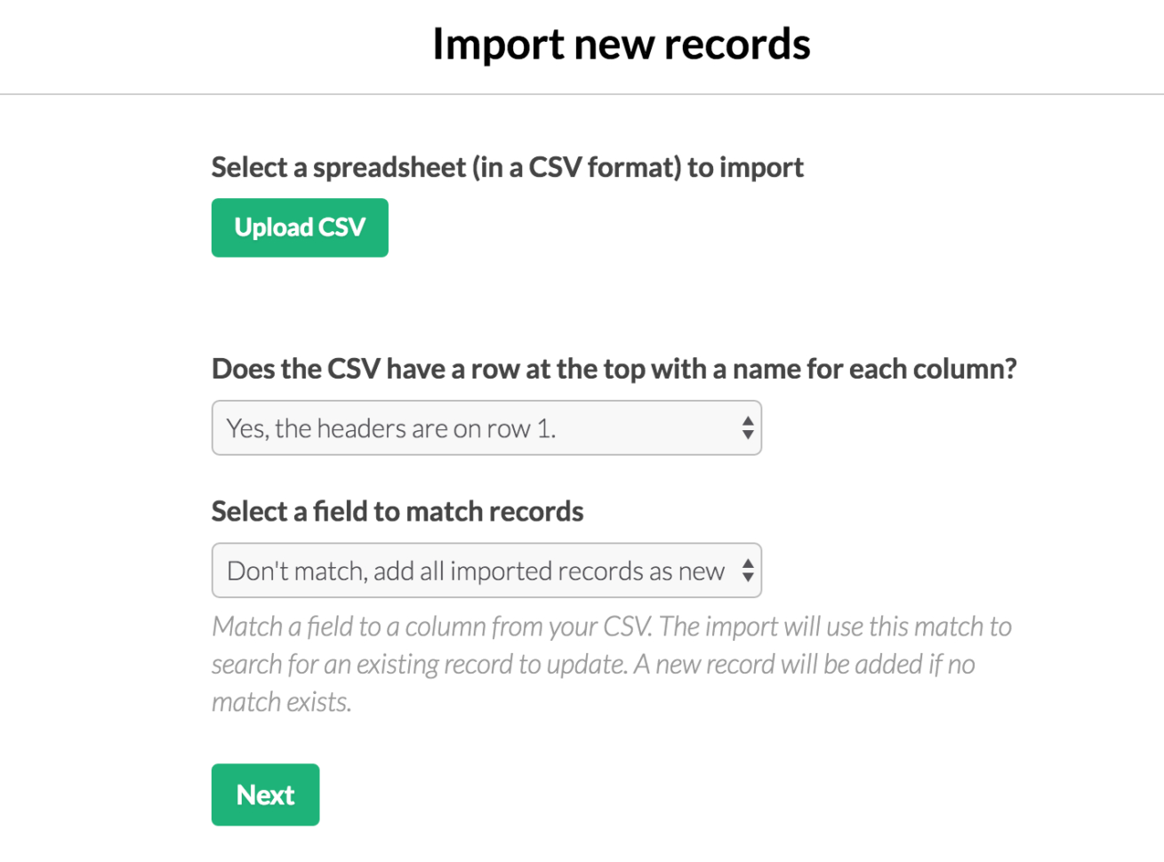 Microsoft Works Spreadsheet Tutorial Regarding Import Records – Knack