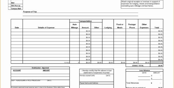 Mileage Reimbursement Spreadsheet In California Lutheran University Campus Map Reference Mileage