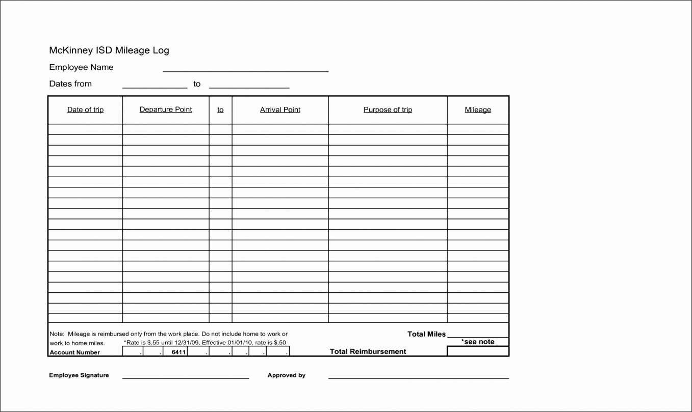 Mileage Spreadsheet Template Inside Mileage Spreadsheet For Irs New Mileage Reimbursement Spreadsheet