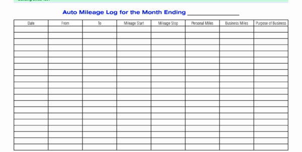 Mileage Spreadsheet Template With Form Templates Mileage Spreadsheet For Irs Awesome Template Vehicle