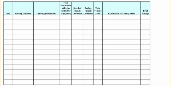 Mileage Tracker Spreadsheet Regarding Mileage Tracker Spreadsheet Template Excel Beautiful Receipt Unique