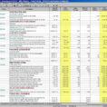 Millwork Estimating Spreadsheet Regarding Cost Estimate Spreadsheet Template Estimating Spreadsheet Template