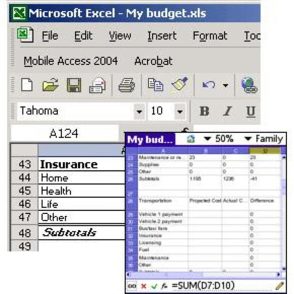 Mobile Spreadsheet App Throughout Mobile Spreadsheet 2004 For Palm Os  Download