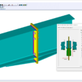 Moment Connection Design Spreadsheet Pertaining To Tekla Portal Frame Designer  Tekla