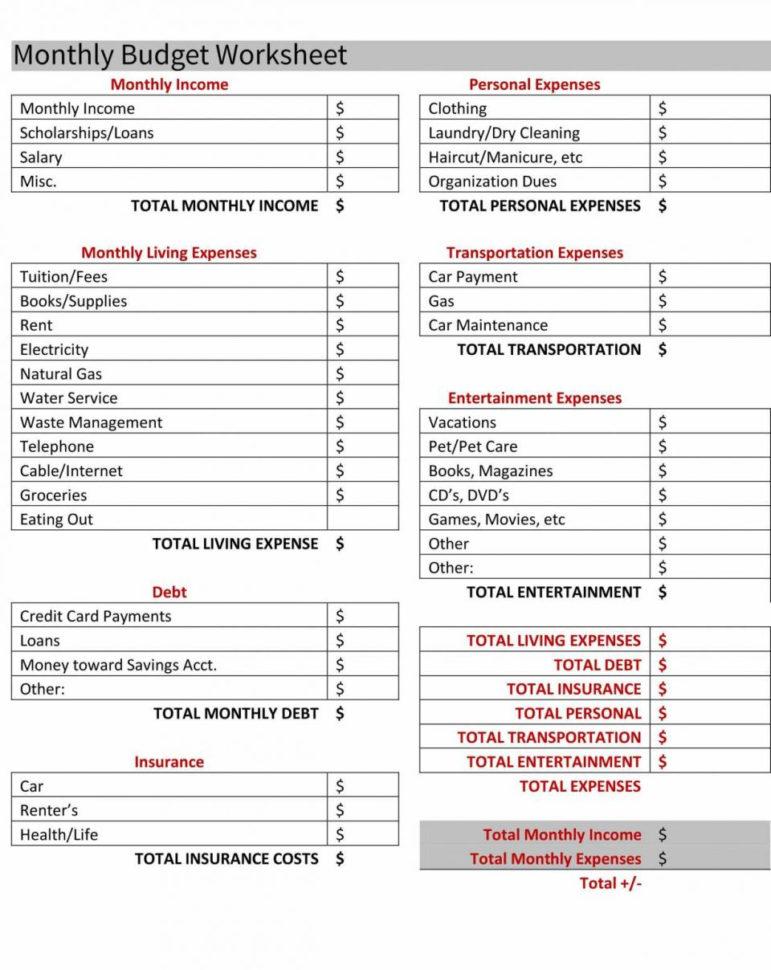 Money Saving Spreadsheet For Money Saving Spreadsheet  Resourcesaver