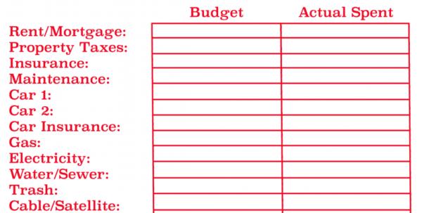 Money Saving Spreadsheet Intended For Sheet Free Money Saving Spreadsheet Budget Worksheet Simple Family