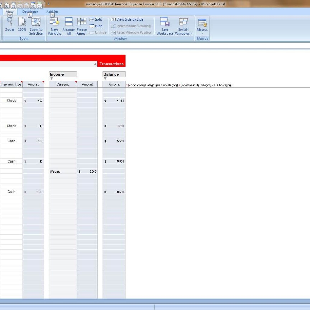 Money Tracking Spreadsheet Within Tracking Spending Spreadsheet  Pulpedagogen Spreadsheet Template Docs